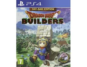 DRAGON QUEST BUILDERS D1 EDITION AZIONE AVVENTURA - PLAYSTATION 4