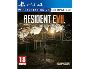 RESIDENT EVIL 7 BIOHAZARD AZIONE - PLAYSTATION 4