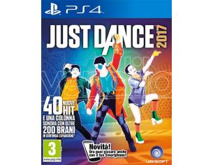 JUST DANCE 2017 SOCIAL GAMES - PLAYSTATION 4