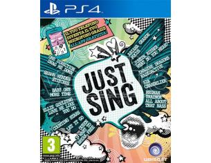 JUST SING MUSICALE - PLAYSTATION 4