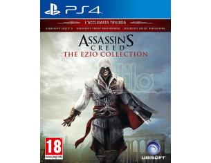 ASSASSIN'S CREED THE EZIO COLLECTION AZIONE AVVENTURA - PLAYSTATION 4