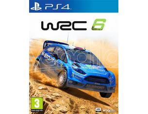 WRC 6 GUIDA/RACING - PLAYSTATION 4