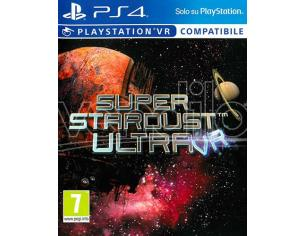 SUPER STARDUST ULTRA VR SPARATUTTO - PLAYSTATION 4