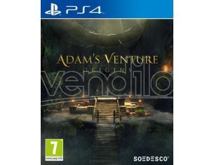 ADAM'S VENTURE AZIONE AVVENTURA - PLAYSTATION 4