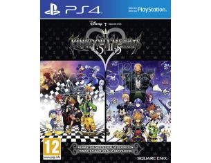 KINGDOM HEARTS 1.5 HD & 2.5 GIOCO DI RUOLO (RPG) - PLAYSTATION 4
