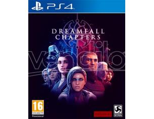 DREAMFALL CHAPTERS AVVENTURA - PLAYSTATION 4