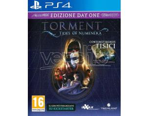 TORMENT - TIDES OF NUMENERA GIOCO DI RUOLO (RPG) PLAYSTATION 4