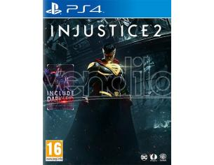 INJUSTICE 2 PICCHIADURO - PLAYSTATION 4