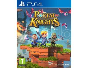PORTAL KNIGHTS GIOCO DI RUOLO (RPG) - PLAYSTATION 4