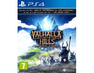 VALHALLA HILLS - DEFINITIVE EDITION STRATEGICO PLAYSTATION 4