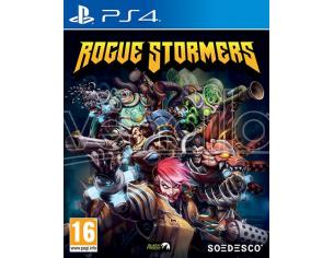 ROGUE STORMERS AZIONE - PLAYSTATION 4