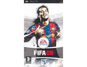 FIFA 08 PLT SPORTIVO - SONY PSP