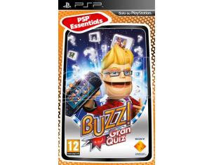 ESSENTIALS BUZZ! GRAN QUIZ SOCIAL GAMES - SONY PSP