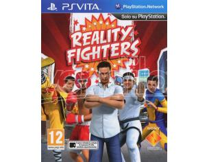 REALITY FIGHTERS PICCHIADURO - PS VITA