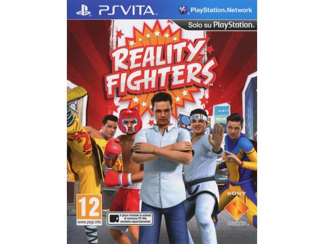 REALITY FIGHTERS PICCHIADURO - PS VITA