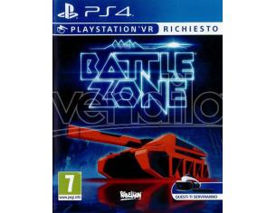 BATTLEZONE ARCADE - PLAYSTATION 4