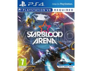 STARBLOOD ARENA SPARATUTTO - PLAYSTATION 4
