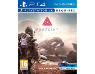 FARPOINT SPARATUTTO - PLAYSTATION 4