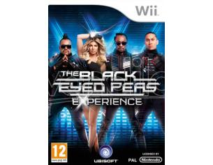 THE BLACK EYED PEAS EXPERIENCE PARTY GAME - WII