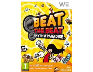 BEAT THE - RHYTHM PARADISE MUSICALE WII