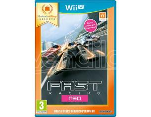 FAST RACING NEO ESHOP SELECT STRATEGICO - WII U