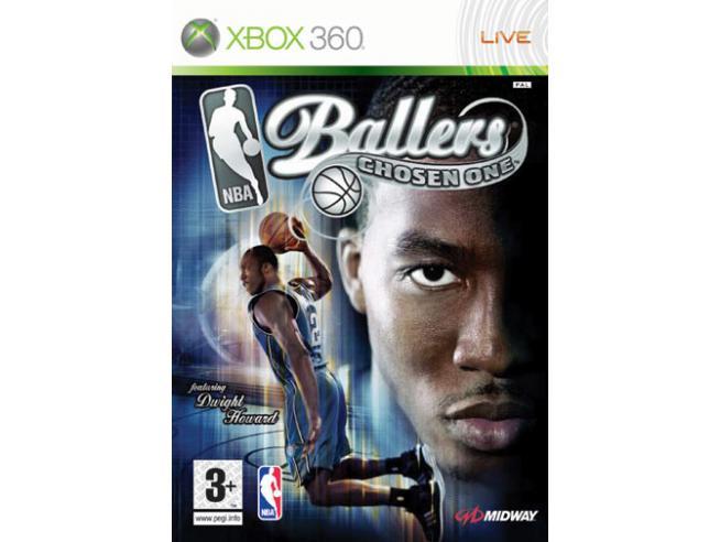 NBA BALLERS CHOSEN ONE SPORTIVO - XBOX 360