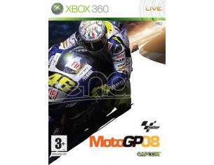 MOTO GP 08 GUIDA/RACING - XBOX 360