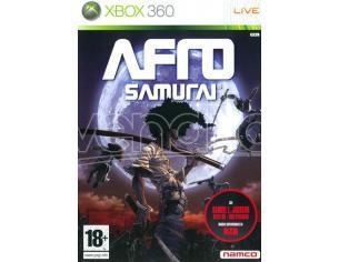 AFRO SAMURAI PICCHIADURO - XBOX 360