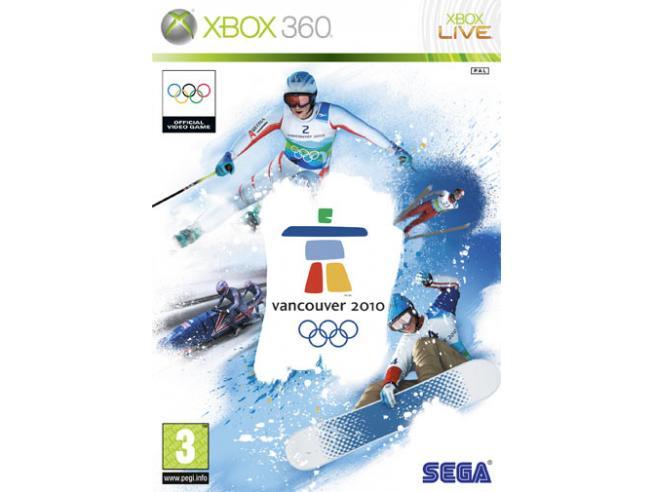 VANCOUVER 2010 SPORTIVO - XBOX 360