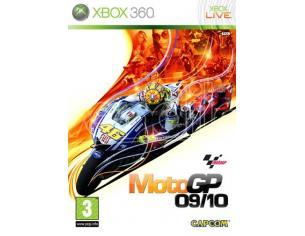 MOTO GP 2009-2010 GUIDA/RACING - XBOX 360