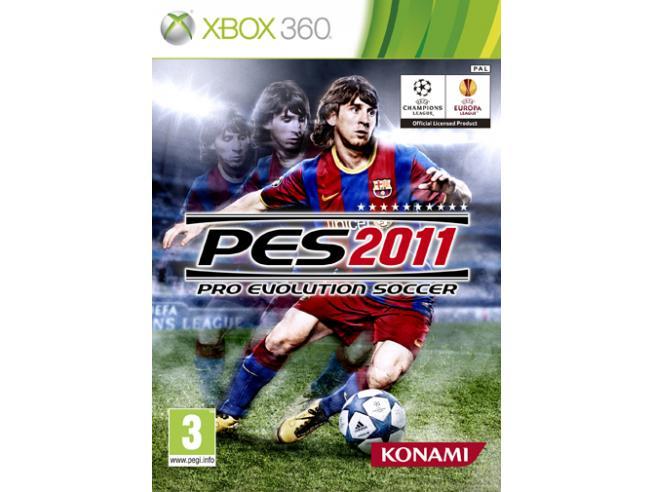 PRO EVOLUTION SOCCER 2011 SPORTIVO - XBOX 360