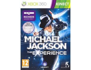 MICHAEL JACKSON THE EXPERIENCE D1 VERS. PARTY GAME - XBOX 360