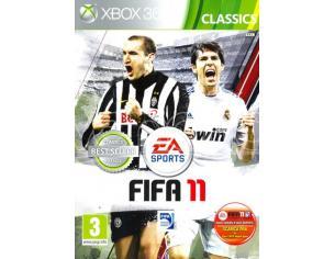 FIFA 11 CLASSIC SPORTIVO - XBOX 360