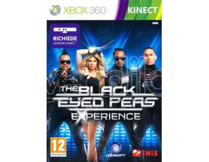 THE BLACK EYED PEAS EXPERIENCE PARTY GAME - XBOX 360