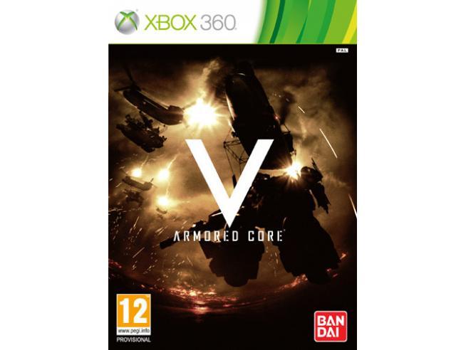 ARMORED CORE 5 AZIONE - XBOX 360
