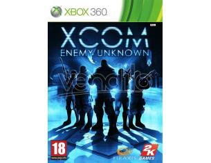 XCOM: ENEMY UNKNOWN STRATEGICO - XBOX 360