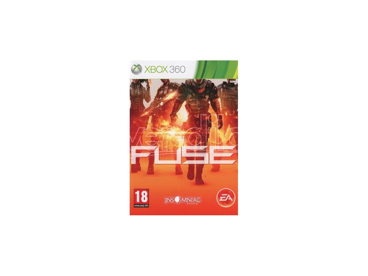 FUSE SPARATUTTO - XBOX 360