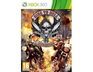 RIDE TO HELL RETRIBUTION AZIONE - XBOX 360