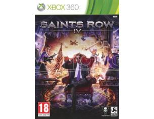 SAINTS ROW IV AZIONE - XBOX 360
