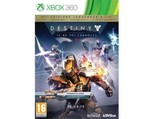 DESTINY: IL RE DEI CORROTTI DAYONE ED. SPARATUTTO - XBOX 360