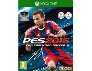 PRO EVOLUTION SOCCER 2015 DAY ONE ED. SPORTIVO - XBOX