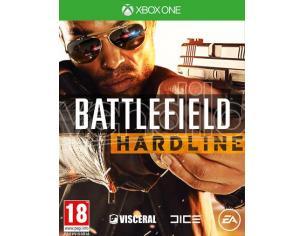 BATTLEFIELD HARDLINE SPARATUTTO - XBOX ONE