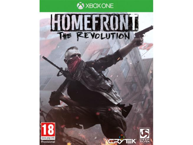 HOMEFRONT THE REVOLUTION D1 EDITION SPARATUTTO - XBOX ONE