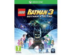 LEGO BATMAN 3 - GOTHAM E OLTRE AZIONE AVVENTURA XBOX ONE