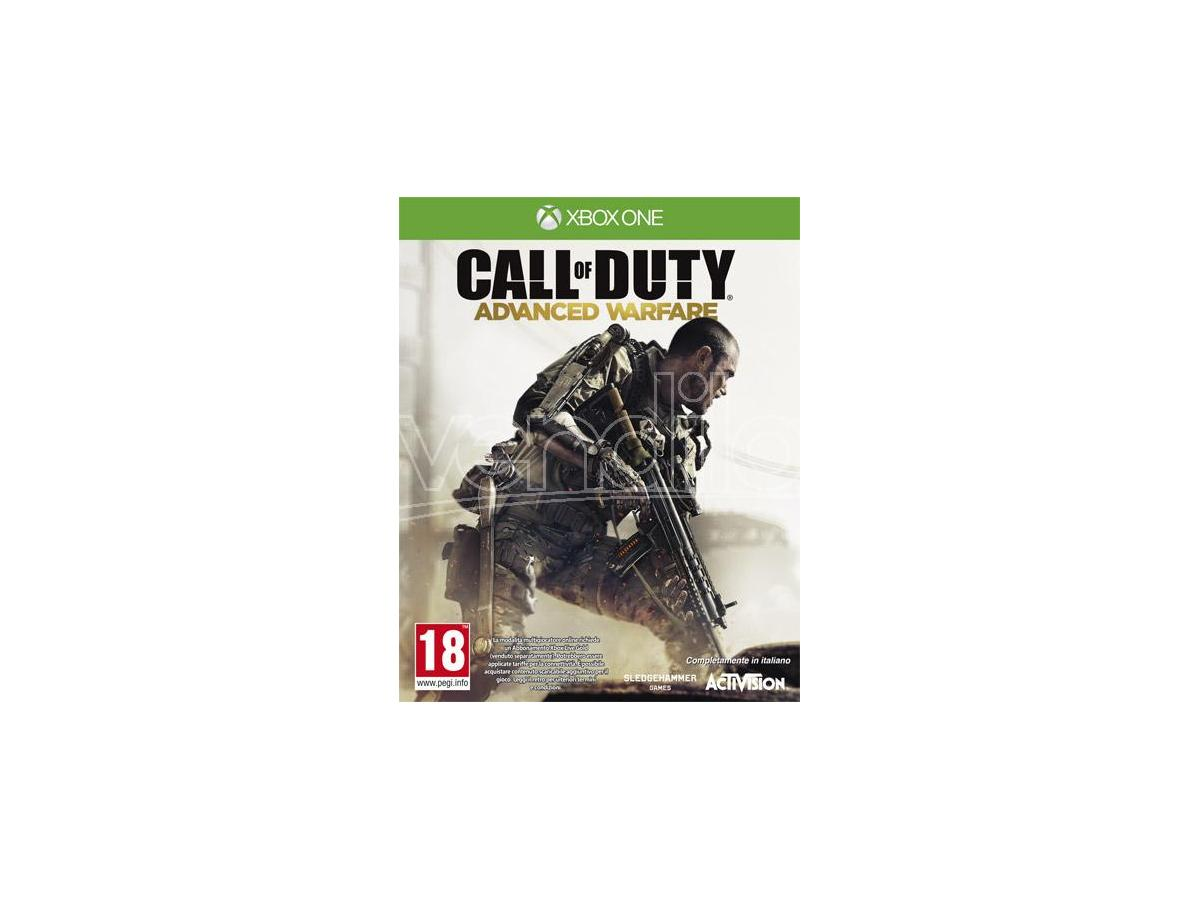 CALL OF DUTY ADVANCED WARFARE SPARATUTTO - XBOX ONE San Marino