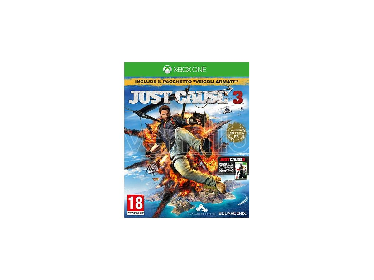 just cause 3 d1 edition azione xbox one san marino. Black Bedroom Furniture Sets. Home Design Ideas
