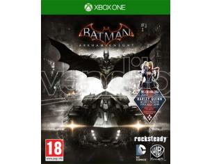 BATMAN ARKHAM KNIGHT AZIONE AVVENTURA - XBOX ONE