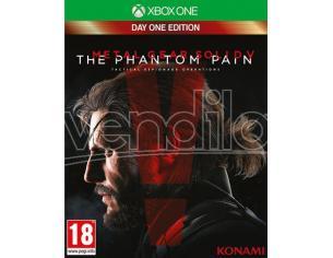 METAL GEAR SOLID V THE PHANTOM PAIN D1 AZIONE AVVENTURA - XBOX ONE