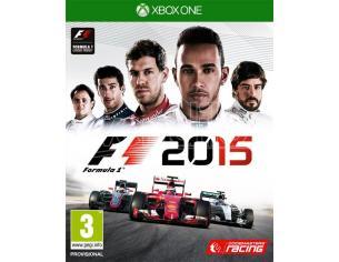 F1 2015 GUIDA/RACING - XBOX ONE