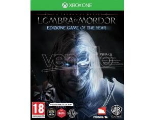 TERRA DI MEZZO-L'OMBRA MORDOR GOTY ED AZIONE AVVENTURA - XBOX ONE